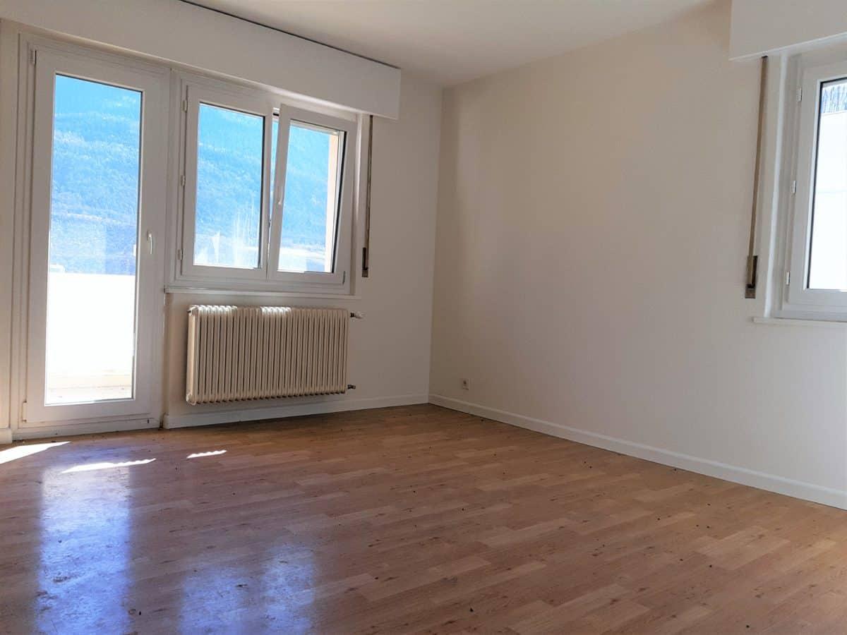 Appartement à Sierre