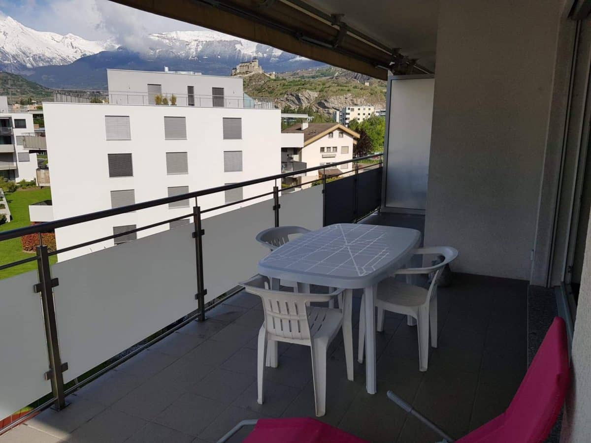 Superbe appartement 3.5 pcs à Sion